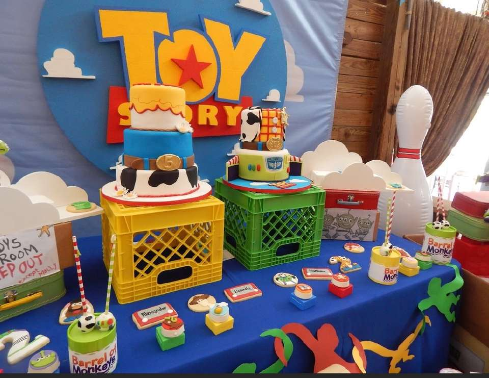 TOY-RIFFIC Party - Toy Story