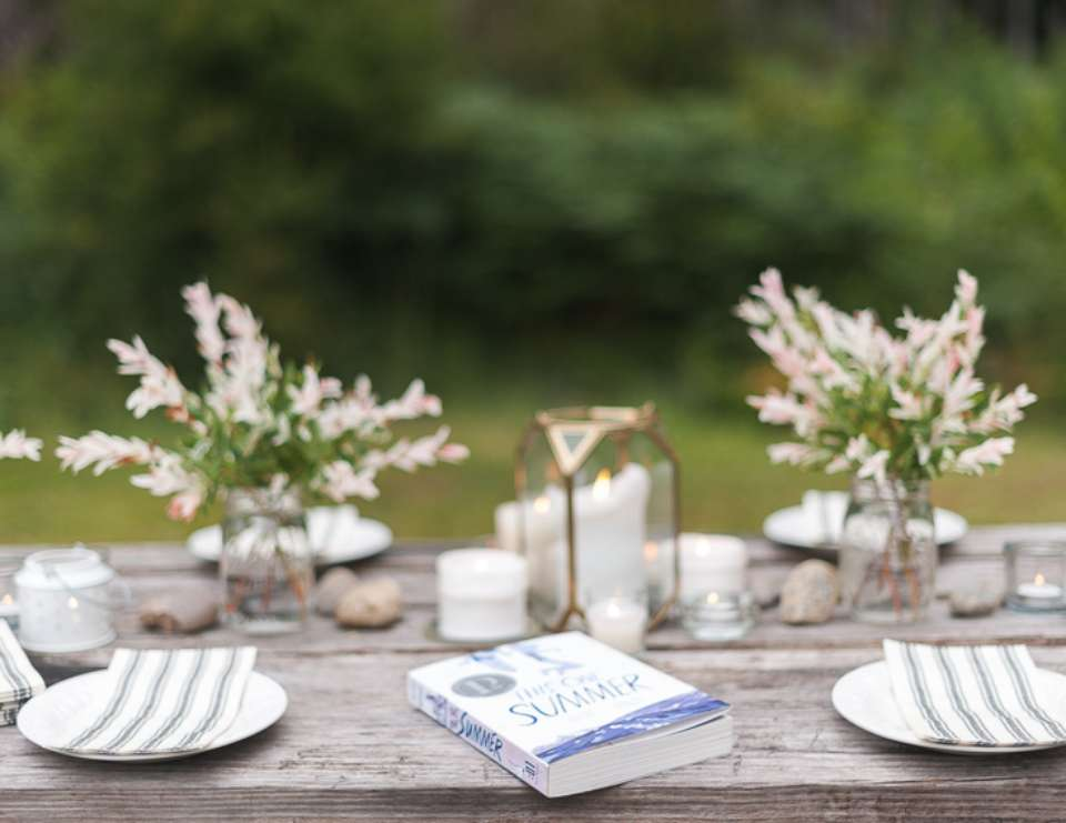"A ""This One Summer"" Literary Dinner Party - This One Summer"