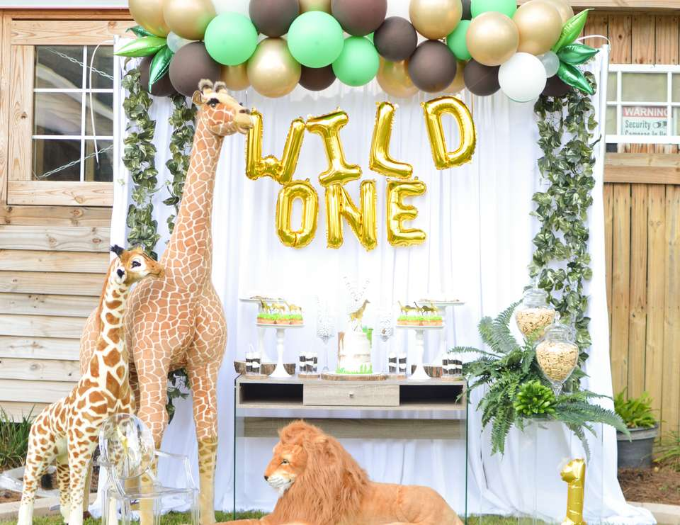 "Wild ONE birthday party - ""Wild ONE"""