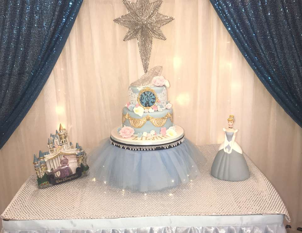 Lilah Cinderella Party  - Cinderella