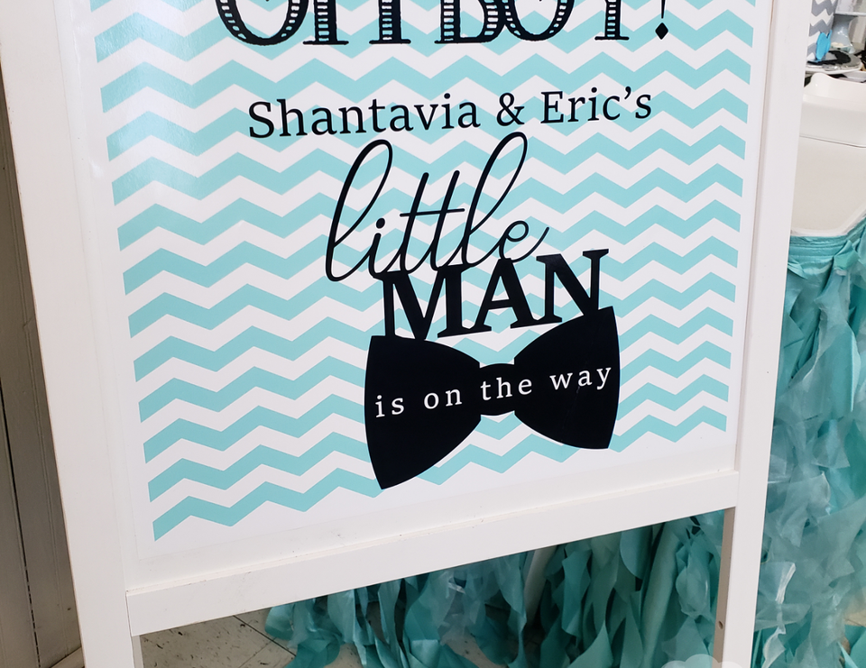 Our Little Man (Ethan) is On The Way! - Little Man