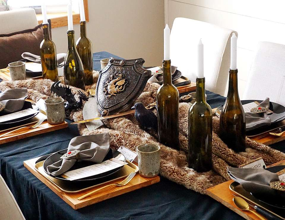 Winter is Coming: Game of Thrones Dinner Party - Dinner Party