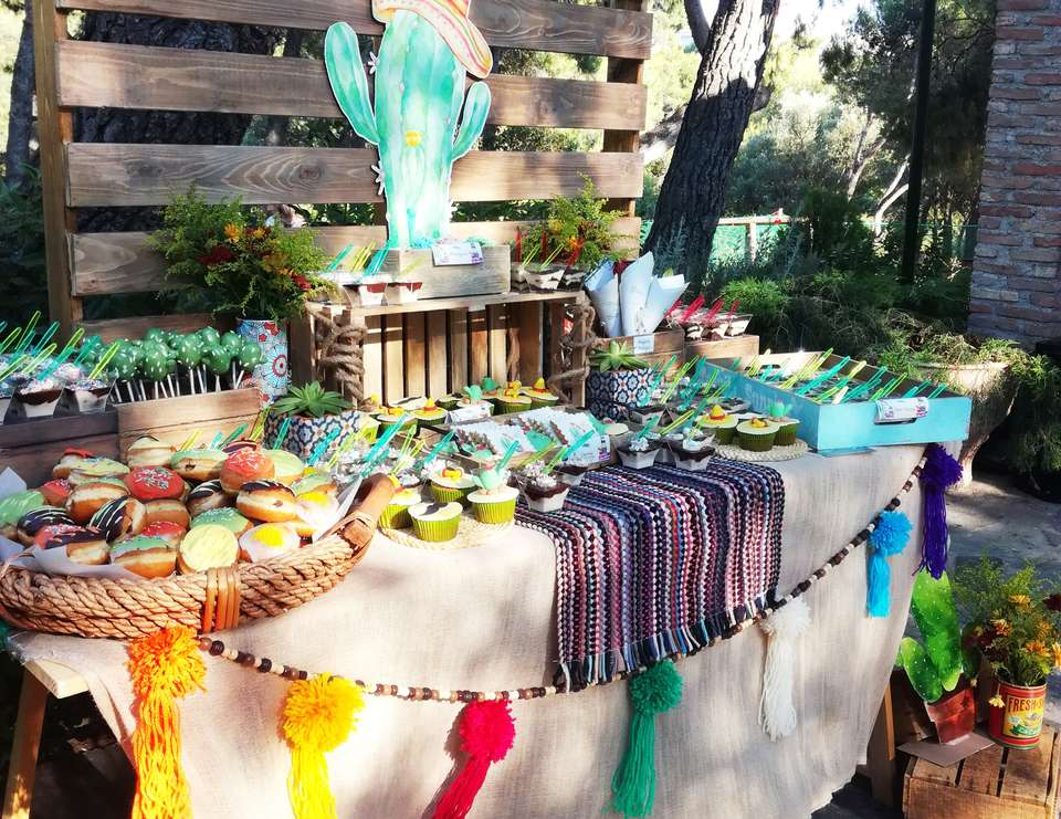 Mexican Baptism Party - Fiesta / Mexican