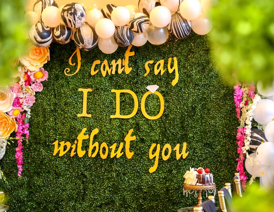 "Bridesmaid's Brunch - I Can't Say ""I Do"" without you"
