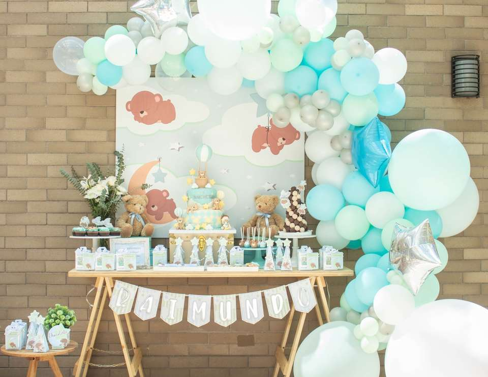 Raimundo's Teddy Bear Baby Shower - Bears