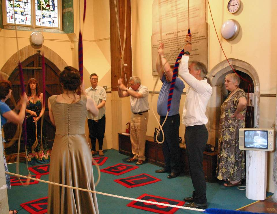 Bellringers' Renewal of Vows Celebration - Bellringing + Rustic Village Fete