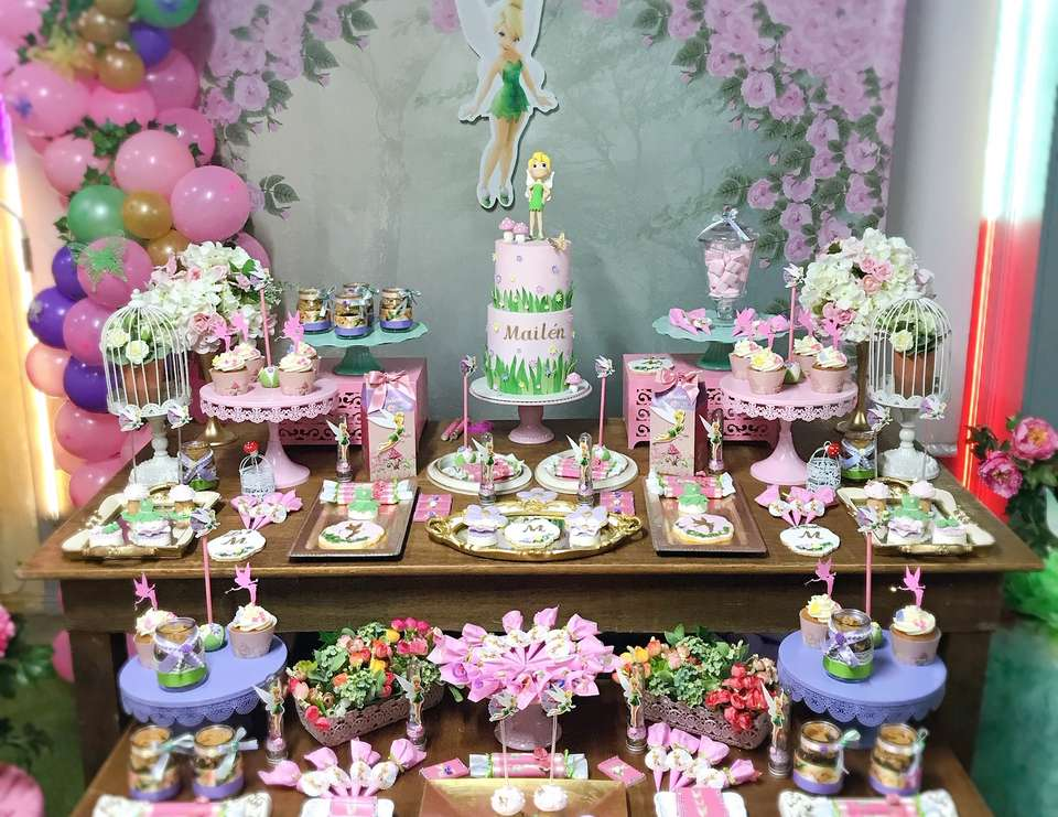 Tinkerbell Party  - Tinkerbell
