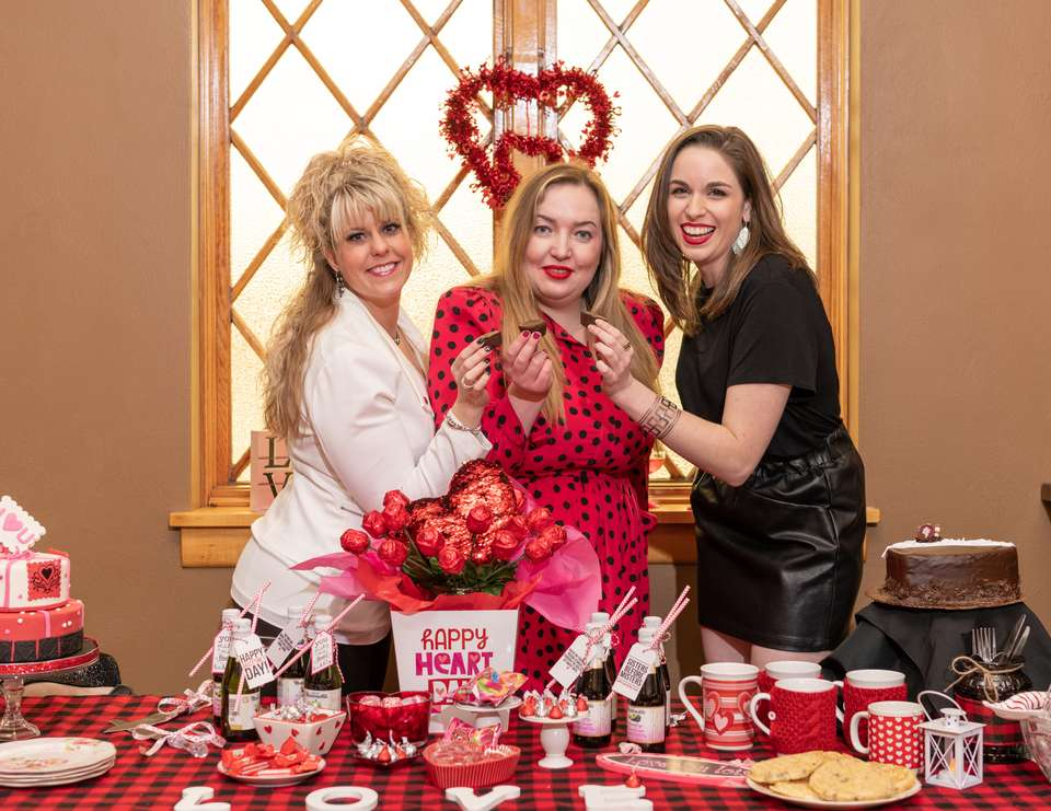 Galentine's Day - Galentine's Day - Celebrating Ladies, Friends, and Love