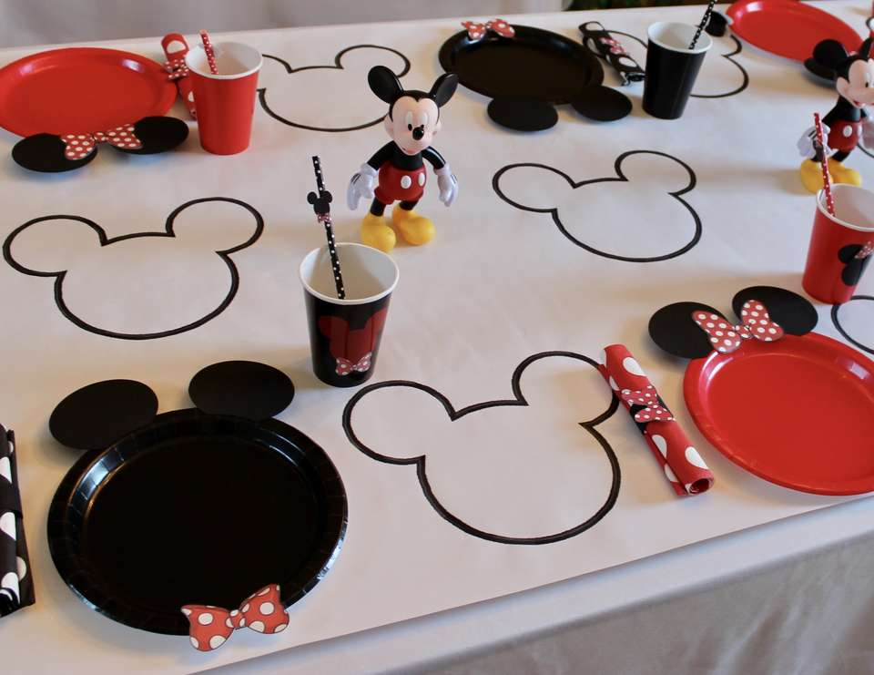 Oh Boy! Zayn is 3!  - Mickey Mouse