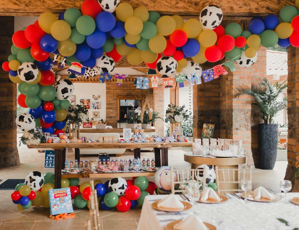 Benji's Toy Story Birthday Party - Toy Story