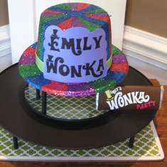Emily's Willy Wonka Party - None