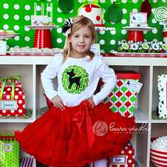 Vintage Rudolph Holiday Party - Christmas Photo Shoot