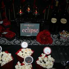 Eclipse dvd release party - None