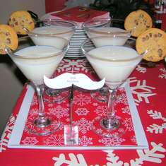 Santa's Mustache Bash - dessert/cocktail party