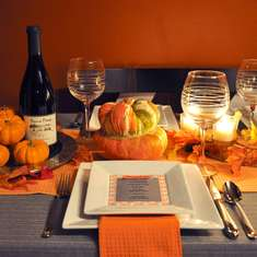 Thanksgiving in a Modern Hue - Thanksgiving