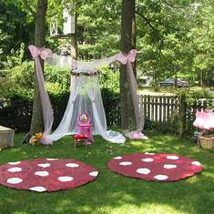 Fairy Garden Tea Party - Fairy Tea Party