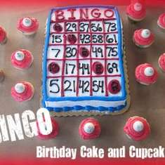 Bingo Birthday Party - Bingo