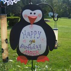 Penguin BIrthday Party - Penguins