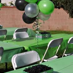 Boys Birthday Party - XBox Theme