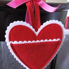 A Valentine's Heart Day Celebration - Hearts