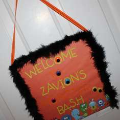 Zavion's 5th Birthday! - Monster Bash!