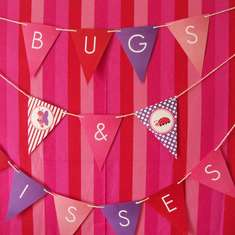 Bugs & Kisses - Valentine's Day Craft Party