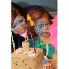 BE's Mermaid Party - Mermaid/ Under the Sea