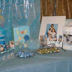Denice's Baby Shower - It's a Boy!