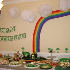 St. Patrick's Day Playgroup - Rainbows & Shamrocks