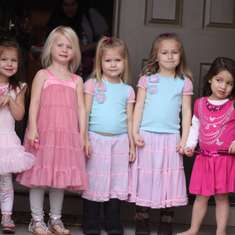 Pink-errific 4th Birthday - Pink/Pinkalicious