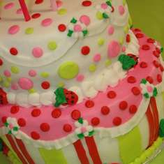 Anna's Sweet Strawberry Party - Strawberries