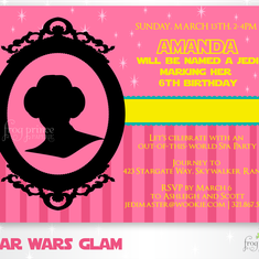 Star Wars Glam - None