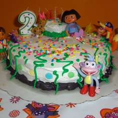 Dora the Explorer Birthday - DORA