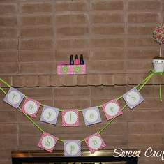 Girls Just Wanna Have Fun Spa Party - Spa Party