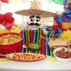 Cinco de Mayo Playgroup - Mexican