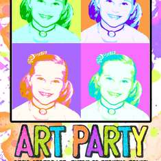 Pop Art Party - Art Party