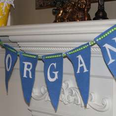Morgan's Baby Shower - Baby Boy