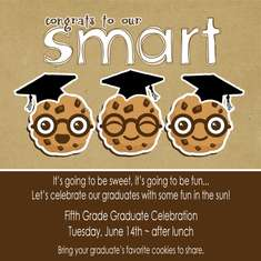 Smart Cookies - 5th Grade Graduation
