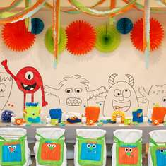 Our monsters are turning 3 and 4! - Monster Bash!