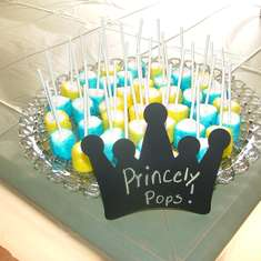 D's 1st Little Prince Party - None