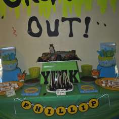 Grossed Out! - Totally Gross 10th Birthday Party!