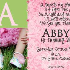 Abby's Shoe Party! - Shoes!