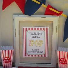 Thanks for being a Great Pop! - popcorn
