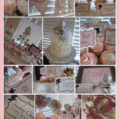 Thank Heaven for Little Girls - Baby Girl Shower