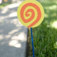 Taline's Lollipop Lane - Lollipops