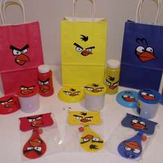Angry Birds party theme - Angry Birds
