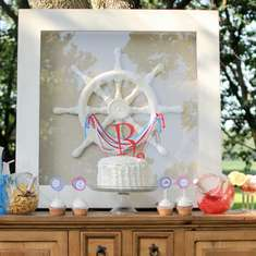 Reese's Nautical Birthday Bash! - Nautical 1st Birthday