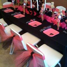Barbie Birthday Bash  - Barbie Glam