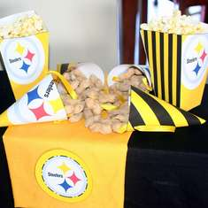 NFL Game Day - Football/Steelers
