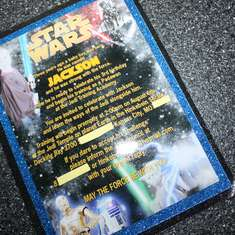 Star Wars Jedi Training Party - Star Wars / Jedi Training Academy